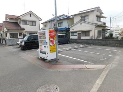 【駐車場】久万ノ台ハイツⅢ