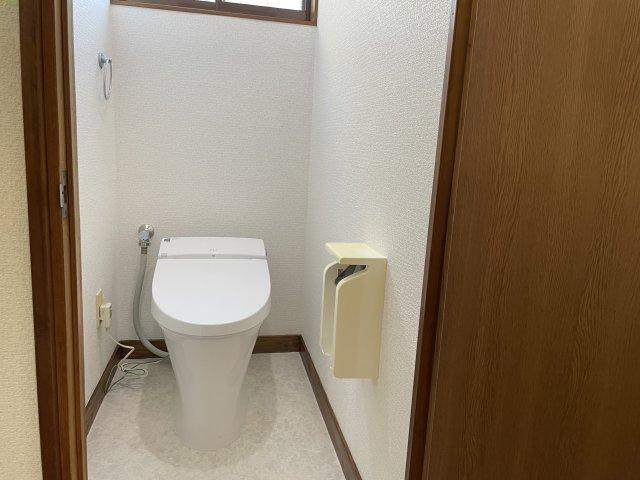 【トイレ】見沼区堀崎町 中古一戸建て