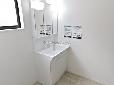 【独立洗面台】狭山市富士見2丁目・全2棟 1号棟 ~駐車並列3台可能~