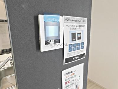 【セキュリティ】狭山市富士見2丁目・全2棟 1号棟 ~駐車並列3台可能~
