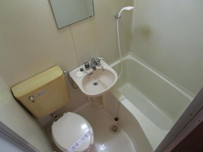 【浴室】エステートE