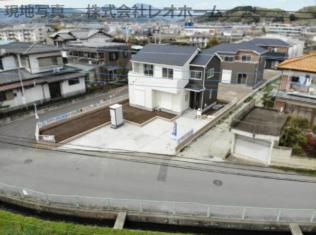 現地写真掲載 新築 富岡市七日市HT8-1 の画像