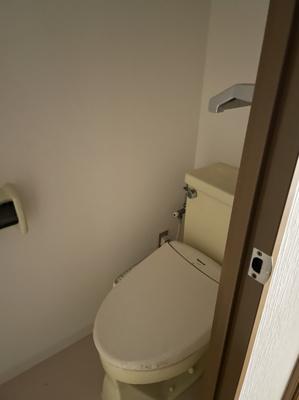 【トイレ】メゾンイングスあびこ