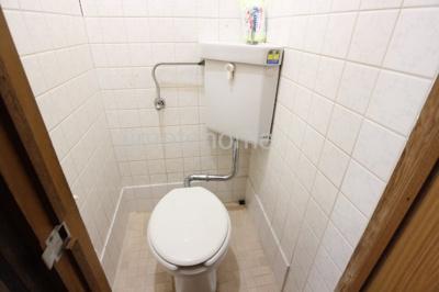 【トイレ】川口3丁目貸家