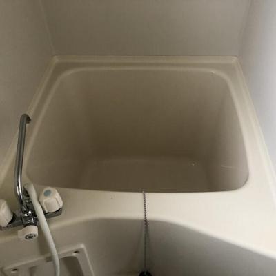 【浴室】冨美登荘A