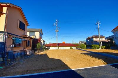 【外観】東急田園都市線「梶が谷」駅 建築条件無売地