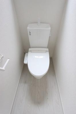 トイレも気になるポイント:建物完成しました♪毎週末オープンハウス開催♪三郷新築ナビで検索♪