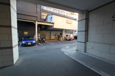 【駐車場】大和サンハイツ