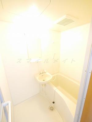 【浴室】ヒルサイドハウス(ひるさいどはうす)