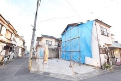 【外観】伏見区納所星柳 建築条件無売土地