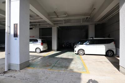 【駐車場】潮見が丘コーポラス