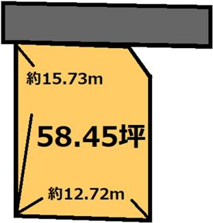 【土地図】若松 350万円