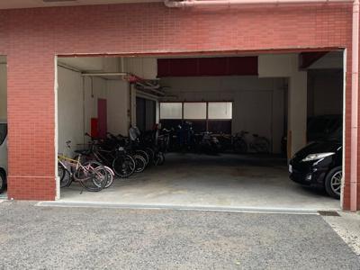 【駐車場】メルヘン21