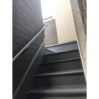 ハーモニーテラス柴又Ⅲの階段