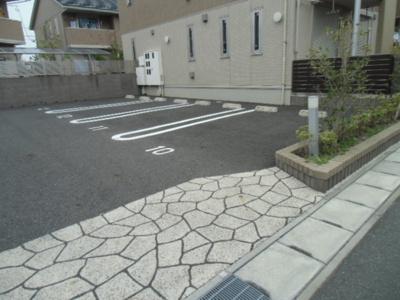 【駐車場】シエルツリーⅡ