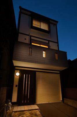 【外観】Connect inn 伏見稲荷 ゲストハウス