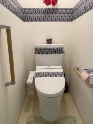【トイレ】賀陽コーポラス3階