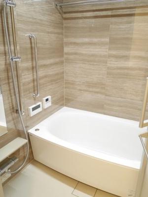 【浴室】ザ・パークハウス神戸タワー