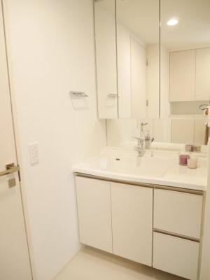 【独立洗面台】ザ・パークハウス神戸タワー