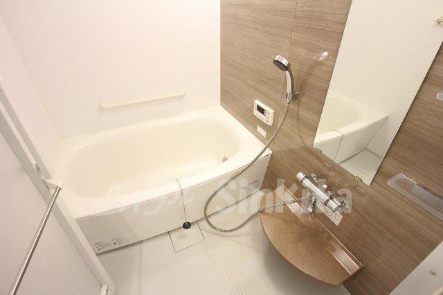 【浴室】スクエアリンク