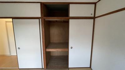 和室にもきっちり収納できます