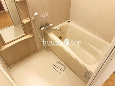 【浴室】甲子園口マンション雅園荘