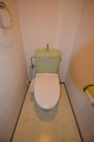 【トイレ】茅場町タワーレジデンス