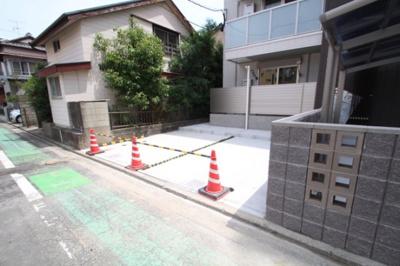 【駐車場】フェリオ箱崎駅前(フェリオハコザキエキマエ)