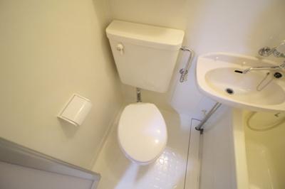 【トイレ】ダイヤコート豊中
