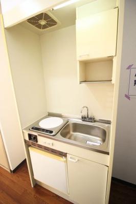 【キッチン】COCOプラムビハーラ