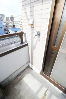★室外洗濯機スペース★