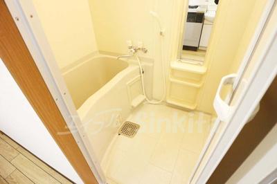 【浴室】フローライト新大阪