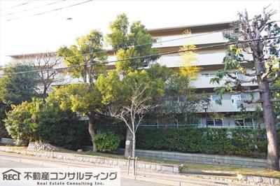 【外観】ガーデンハイツ須磨A棟