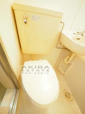 【トイレ】シャンテ日暮里