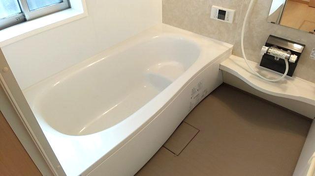 【浴室】橿原市中曽司町 中古戸建