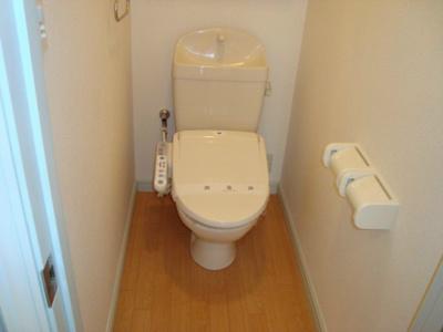 【トイレ】スターテラス22 B棟