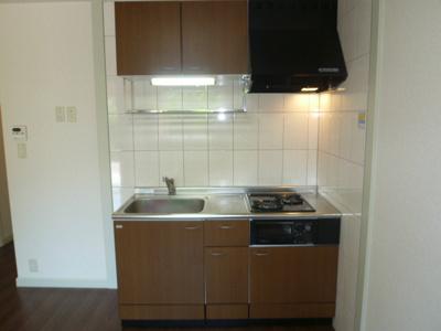 【キッチン】スターテラス22 B棟