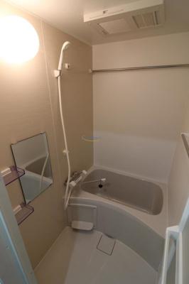 【浴室】メルベージュ姫島