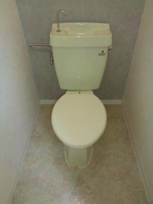 【トイレ】シャンテ大和