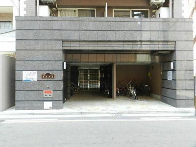 【外観パース】グランビューYSR博多駅前