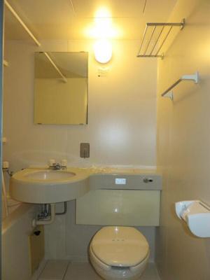 【浴室】チサンマンション第一博多