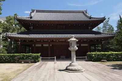 承天寺まで200m
