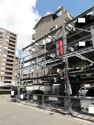 【駐車場】ラ メゾン ド ナチュ-ル