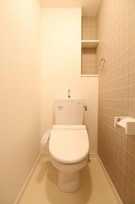 人気の洗浄機能付のトイレ♪