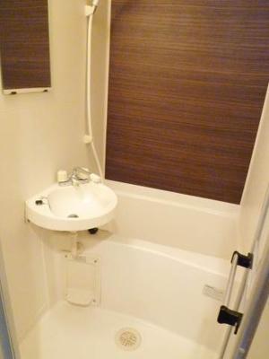 【浴室】メゾンアール駅南