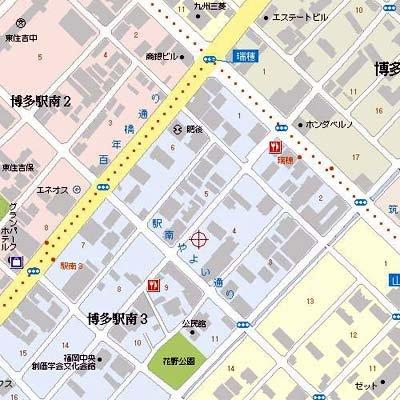 【区画図】ユーコウビル駅南