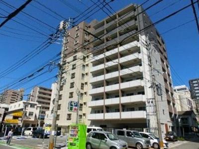 【外観パース】プレスタイル博多駅南