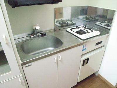 【キッチン】西田ビル