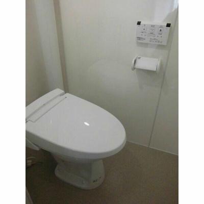 【トイレ】パークサイドコーポ