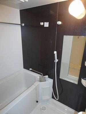 【浴室】レジデンシャルヒルズ博多駅前